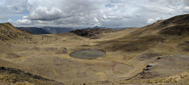 Quechua porters