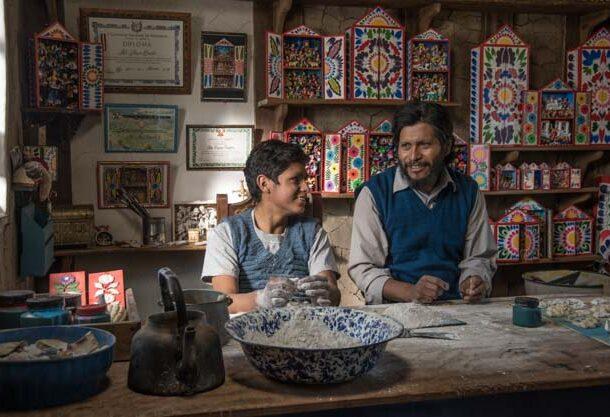 retablo peruvian film
