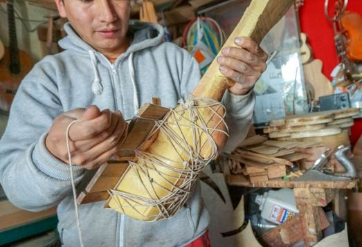 luthiers of cusco