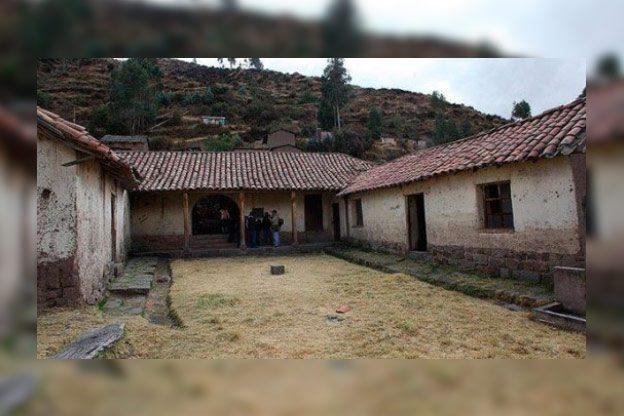 tupac amaru house
