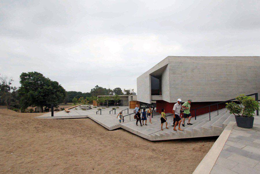 Pachacamac Site Museum
