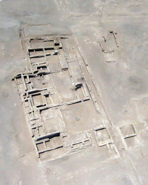 Pachacamac Taurichumpi Palace