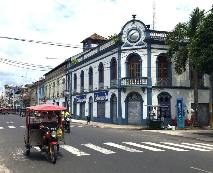 iquitos street