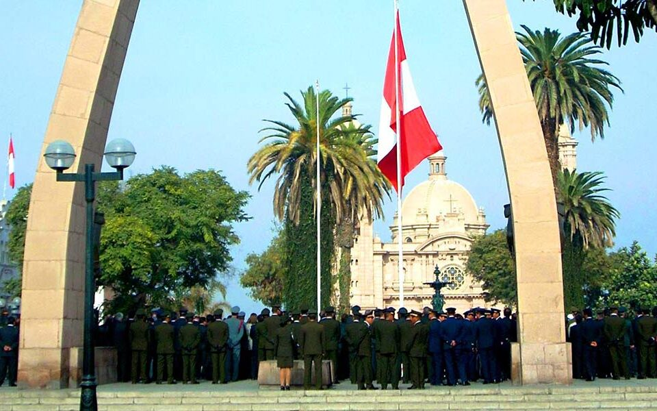 Arco de Tacna