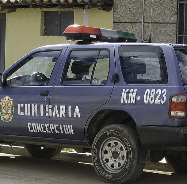 police peru