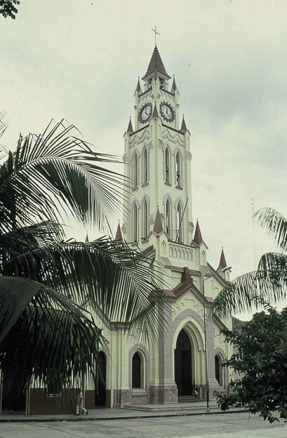 iquitos church