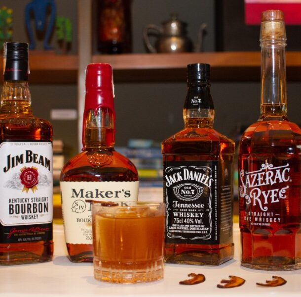 whiskey meating
