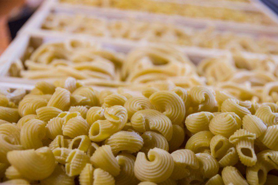 fresh pasta mattoni