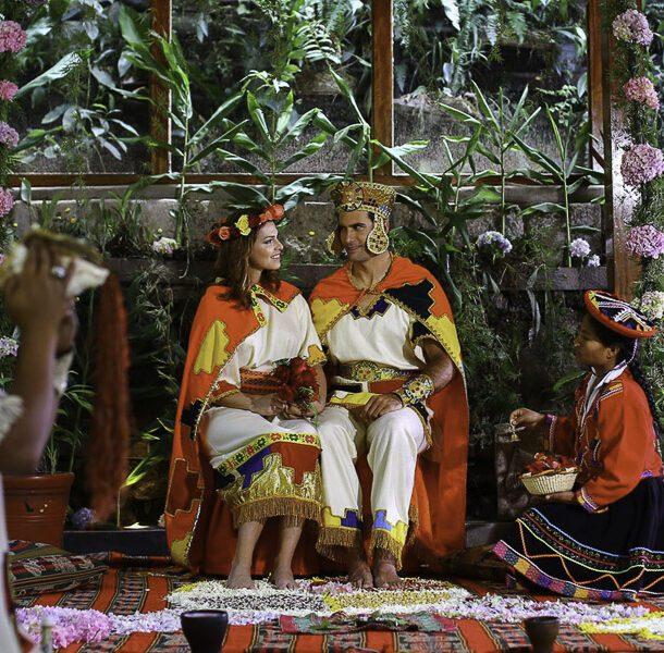 inca wedding