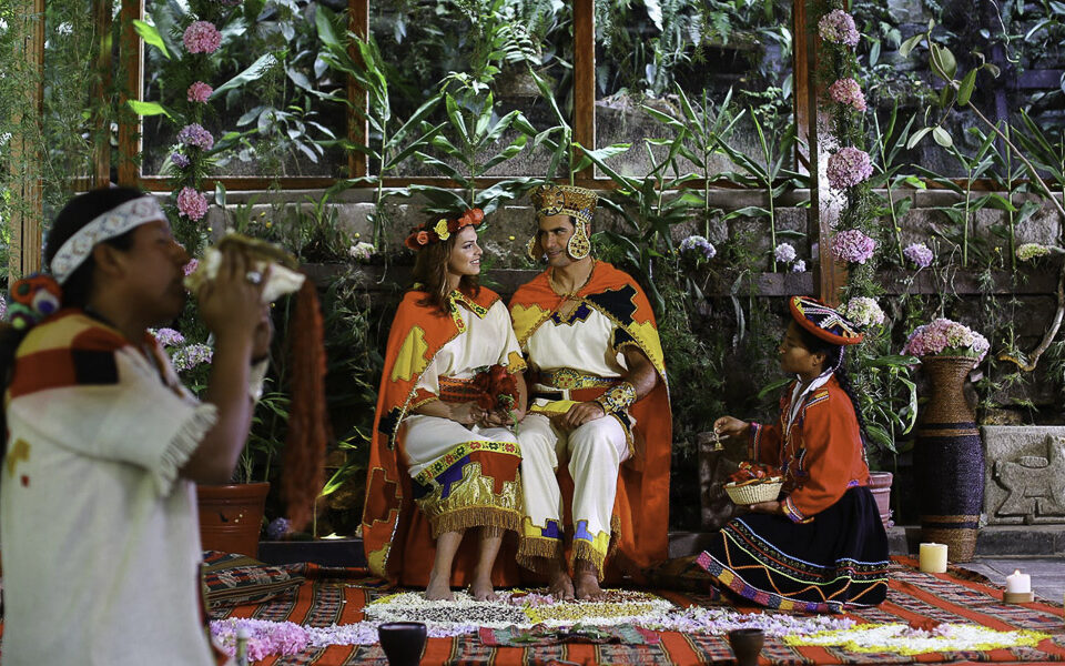 inca wedding
