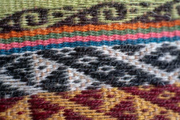 Andean textile