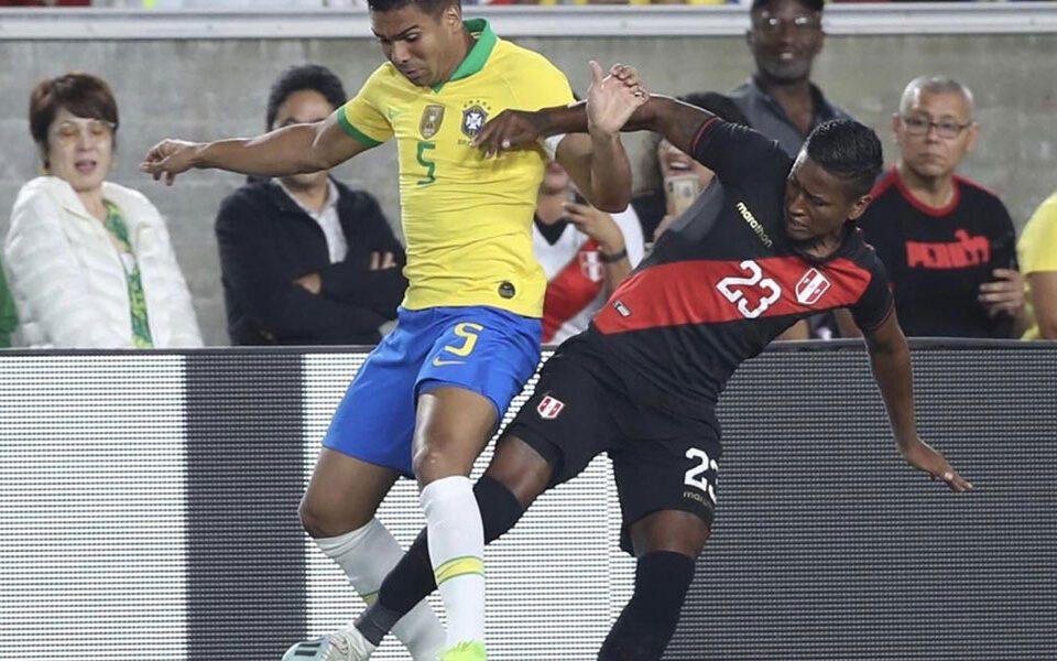 Peru vs. Brazil