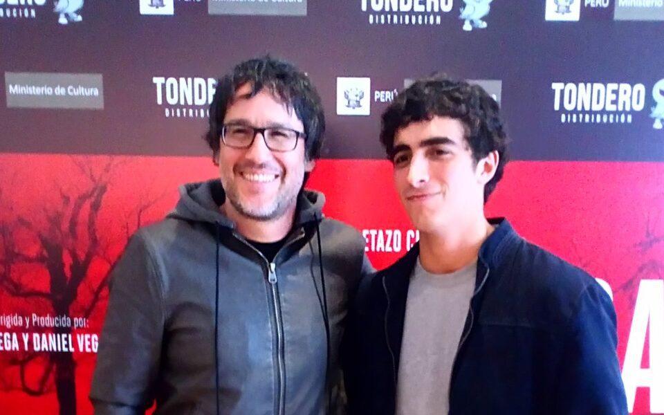 Daniel Vega & Jorge Guerra la bronca