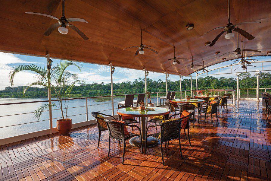 amazon cruise lito