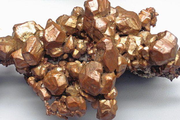 copper peru mining