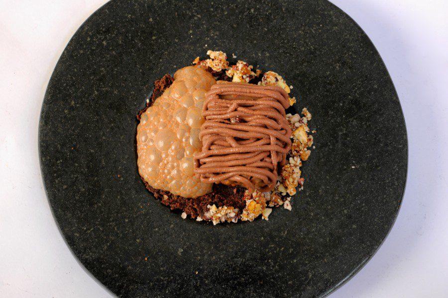 hotel b chocolate dessert