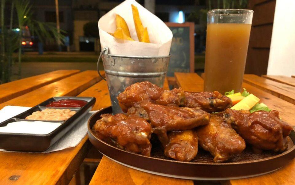 ny burger and wings callao