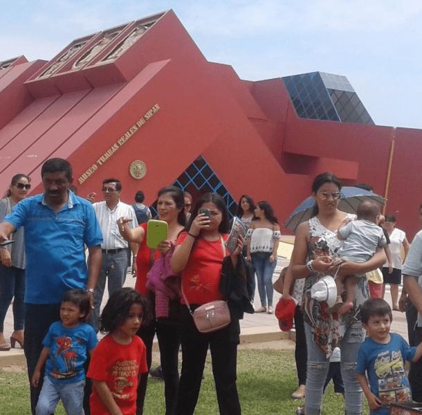 Peru museum free entrance