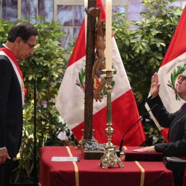 vizcarra new ministers