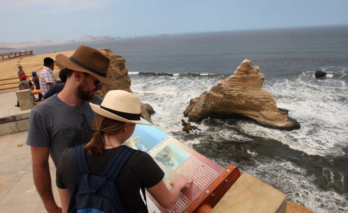 andina american tourists