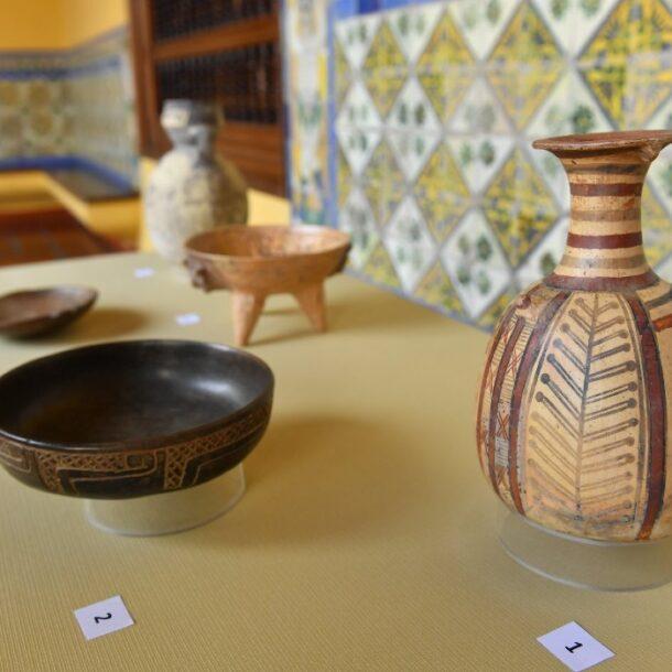 cultural objects returned ministerio peru