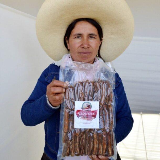 cuy sausage andina