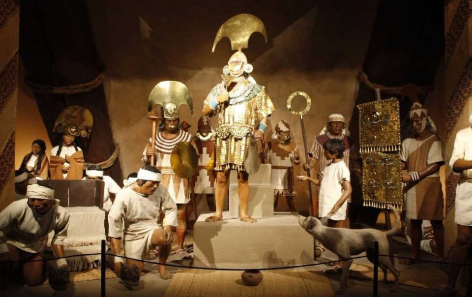 lord of sipan museum andina