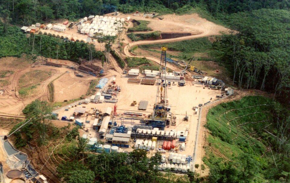 natural gas andina
