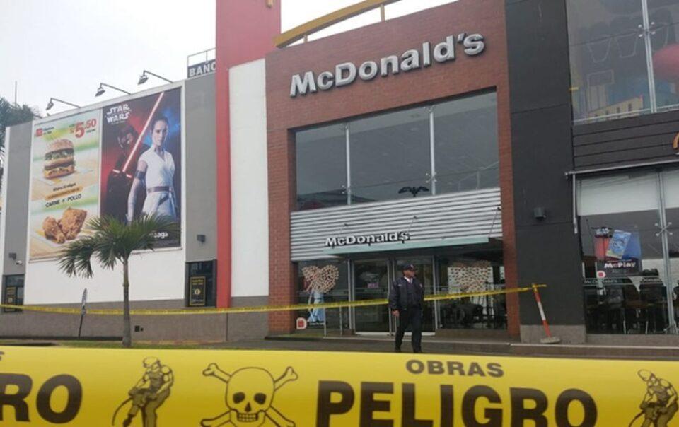 mcdonalds pueblo libre en24.news