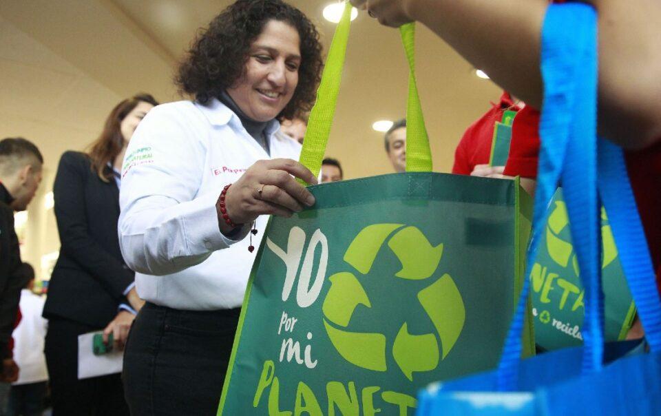 plastic bags andina