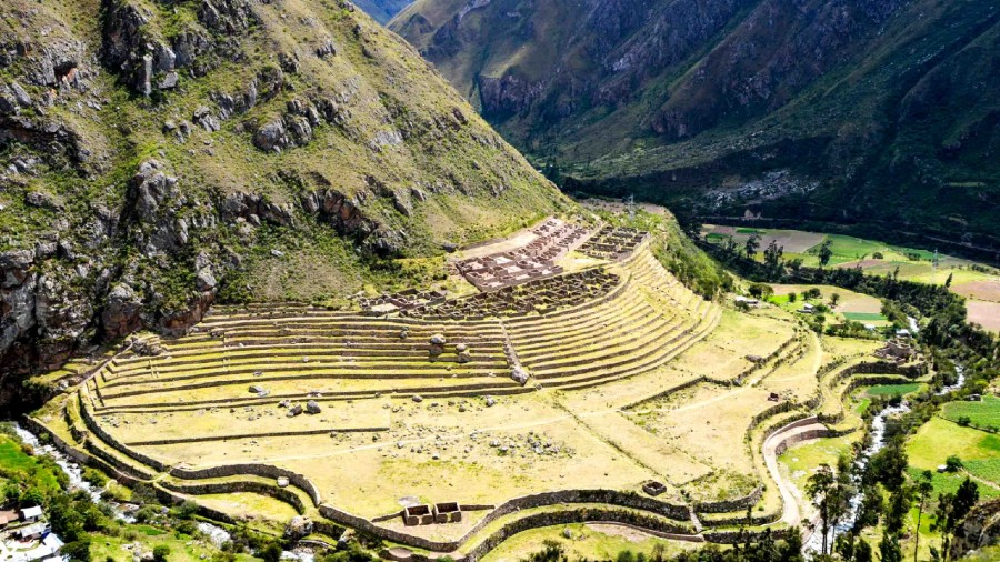 salkantay Machu Picchu hike trekking inca trail