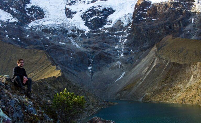 Salkantay trek to Machu Picchu Peru