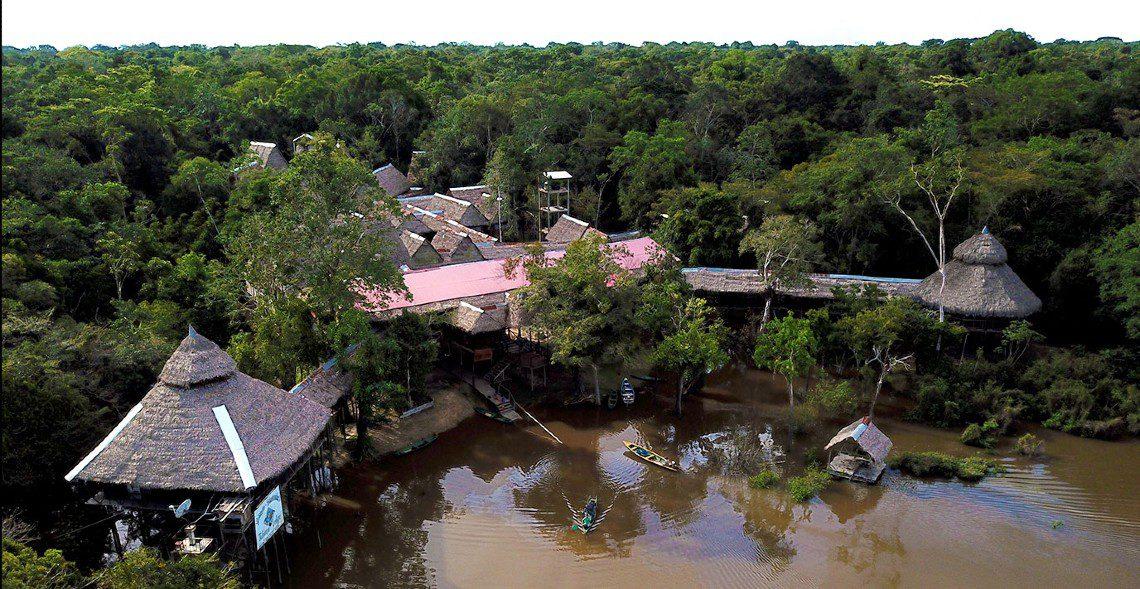 amazonia tahuayo lodge