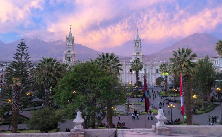 travel to Arequipa
