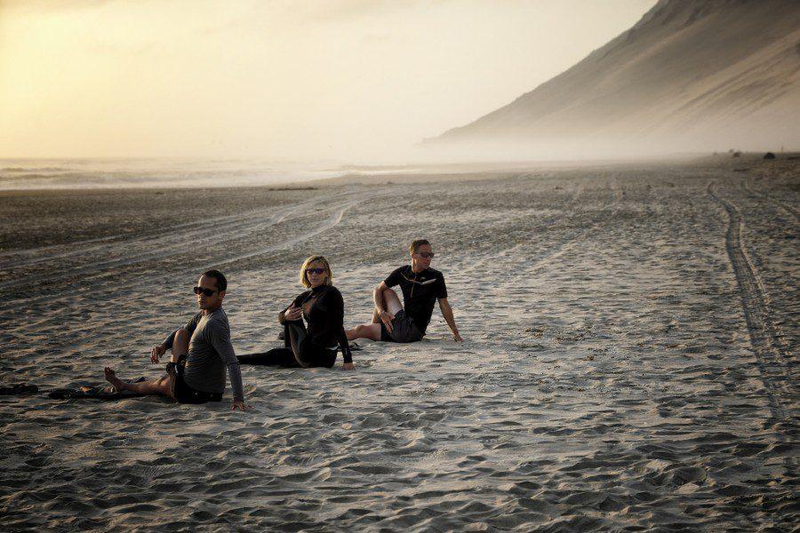des sables ica