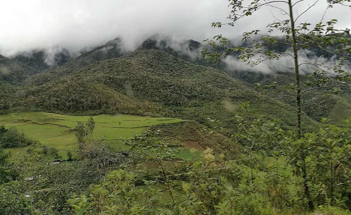 luya amazonas landscape