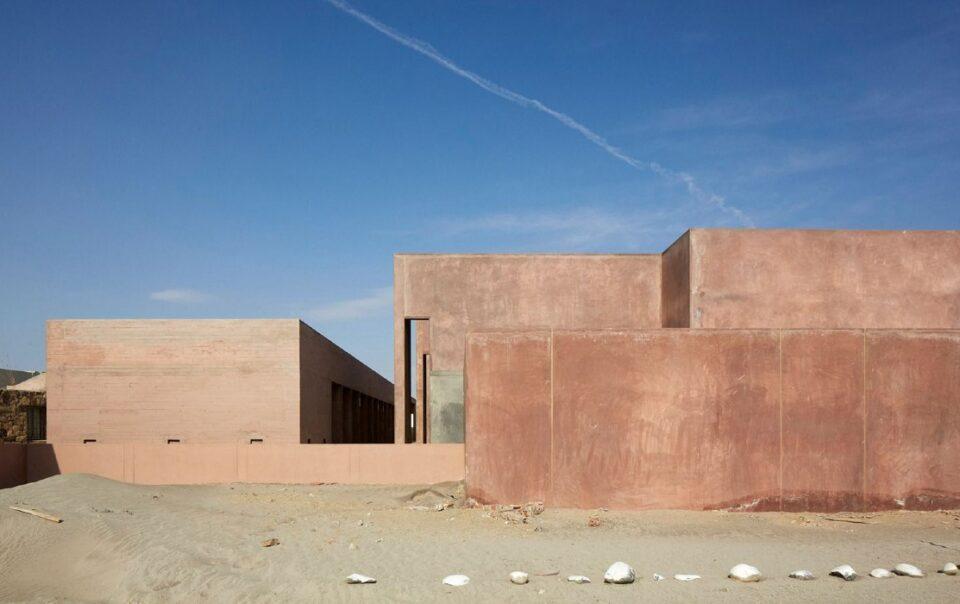 paracas site museum BARCLAY&CROUSSE