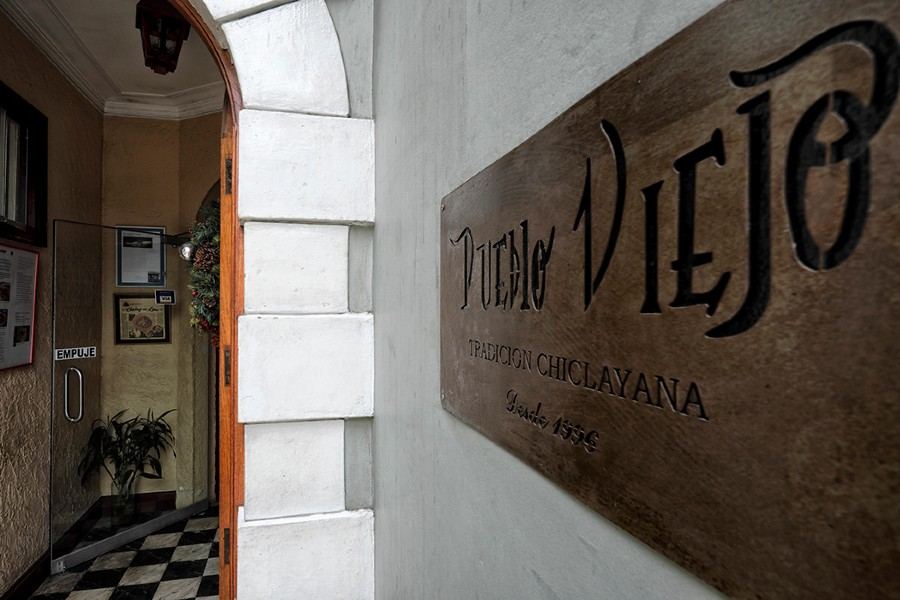 pueblo viejo restaurante