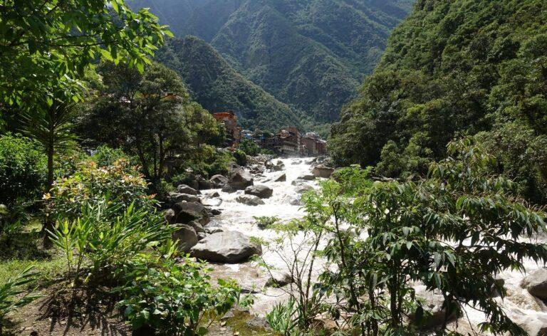 Explore Aguas Calientes before Machu Picchu