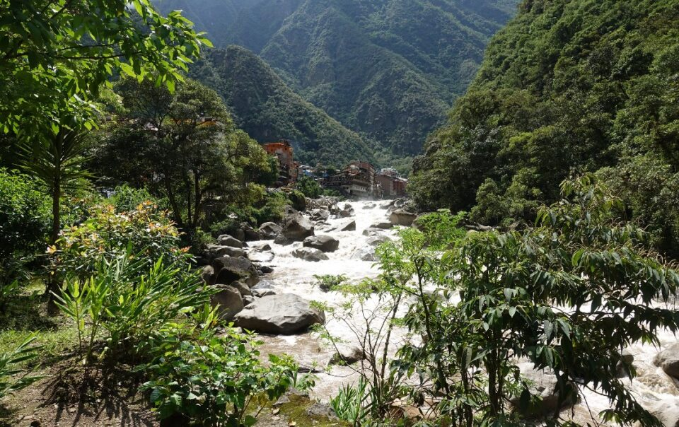 Explore Aguas Calientes before Machu Picchu