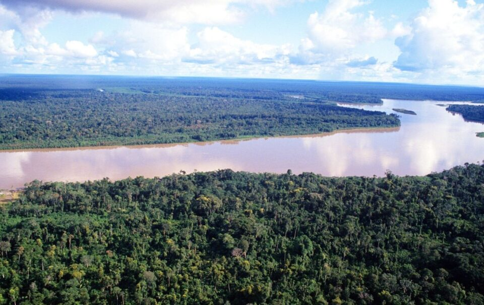 amazon river tourism