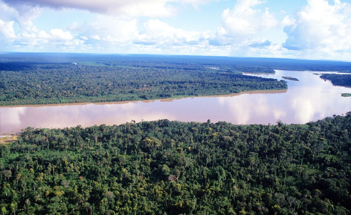 amazon river tourism