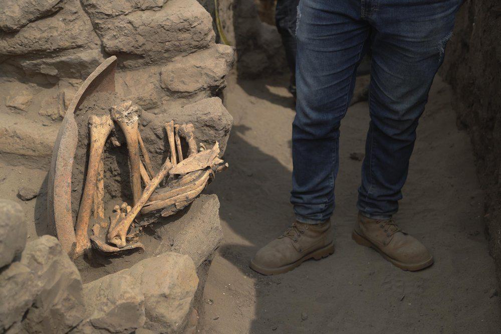 ap news lima artifacts