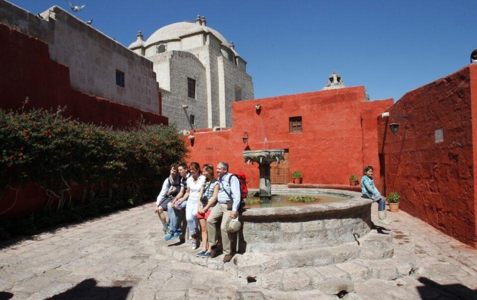 arequipa peru tourism