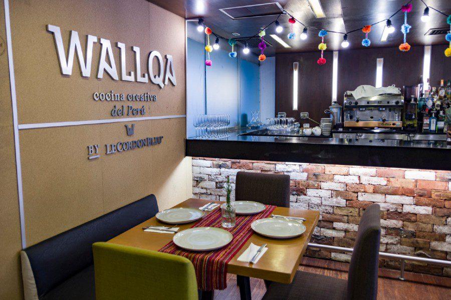 wallqa restaurant details