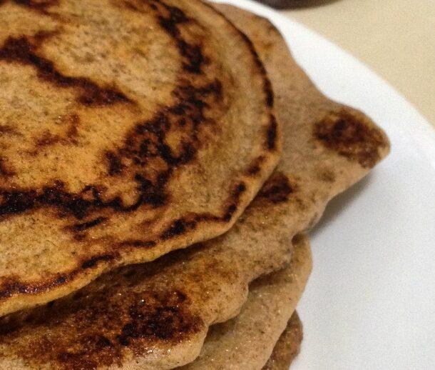 deqpcook oatmeal pancakes recipe