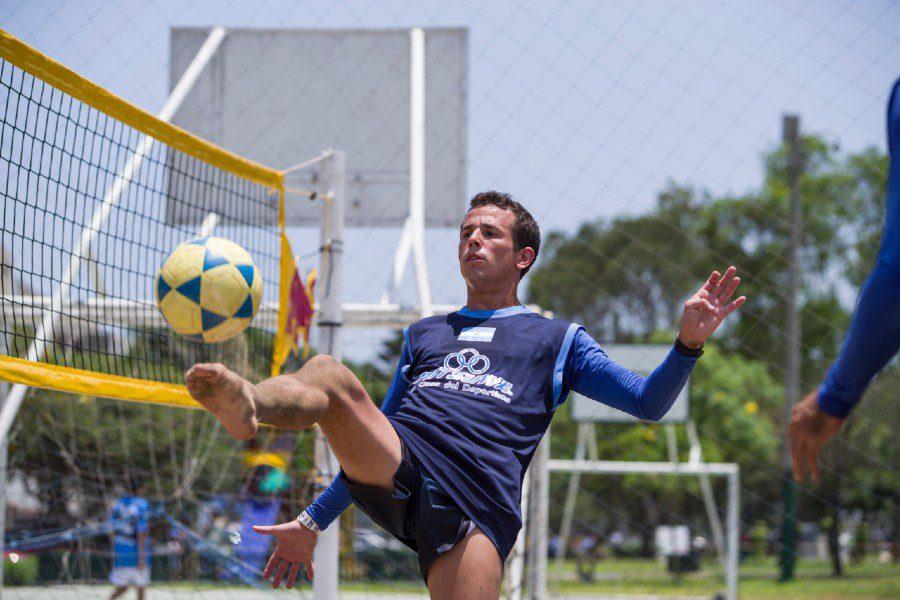 international footvolley tournament peru