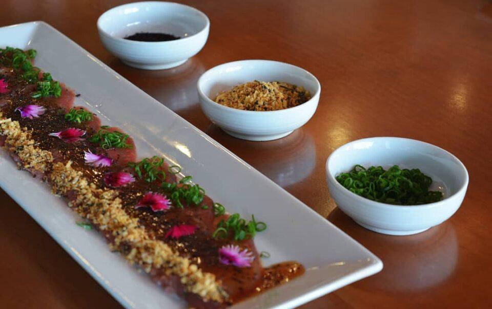 sakura sushi nikkei restaurant