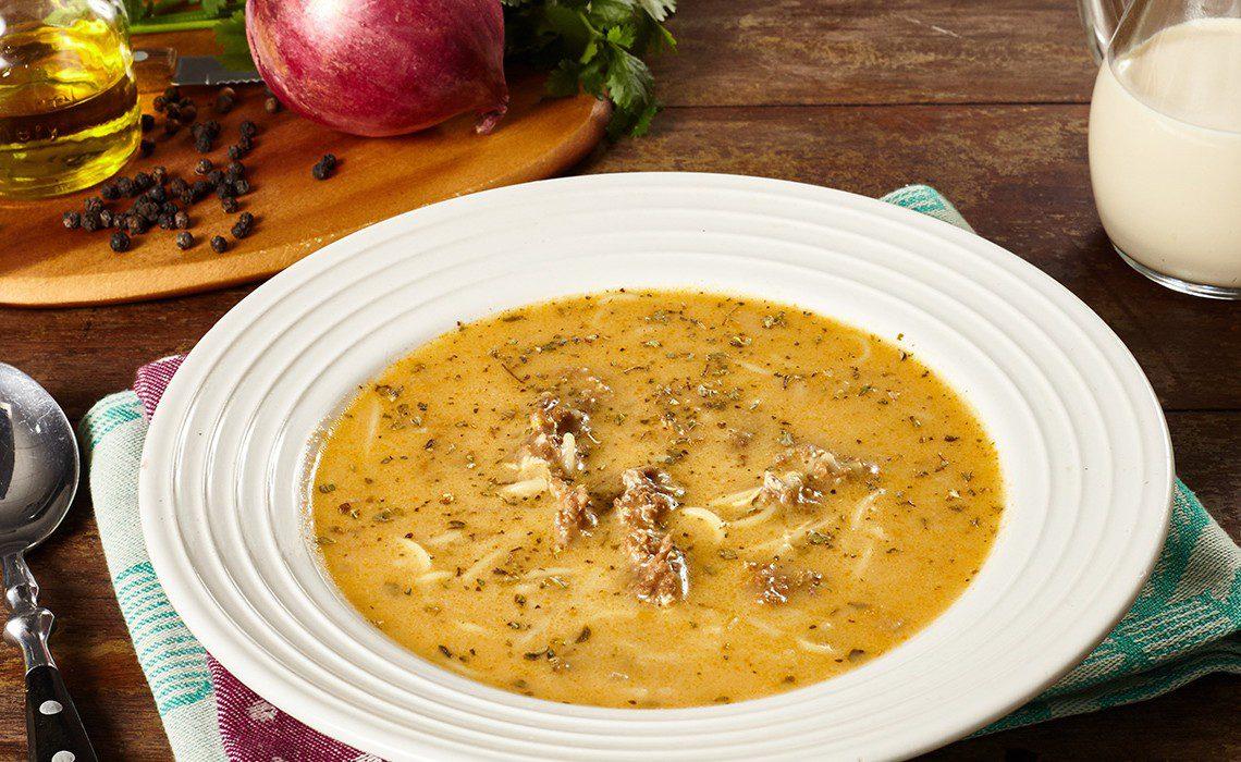 sopa a la minuta Peruvian soups