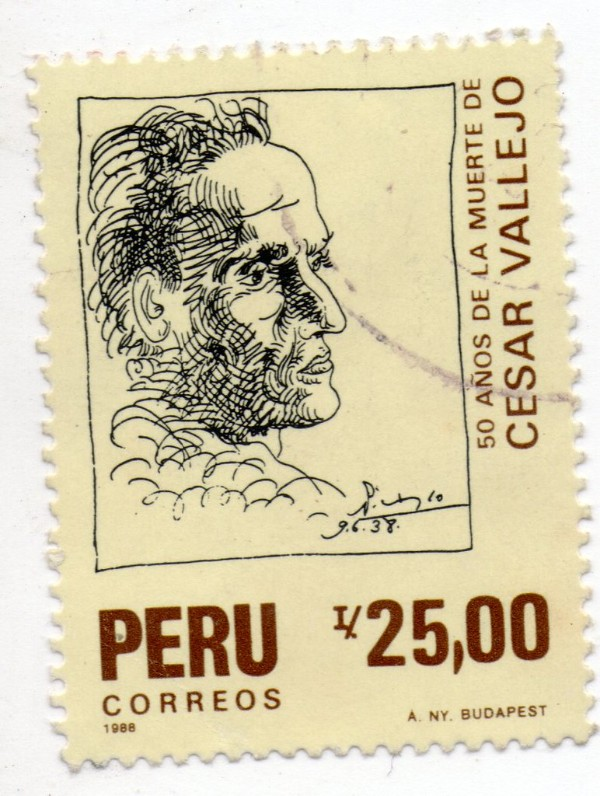 cesar-vallejo-stamp